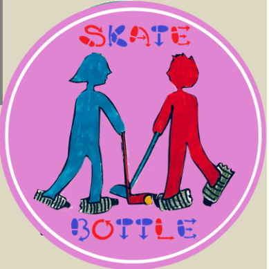 LoGo SKaTe-BoTTle DeFiNiTiVo