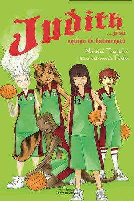 judith y su equipo de baloncesto